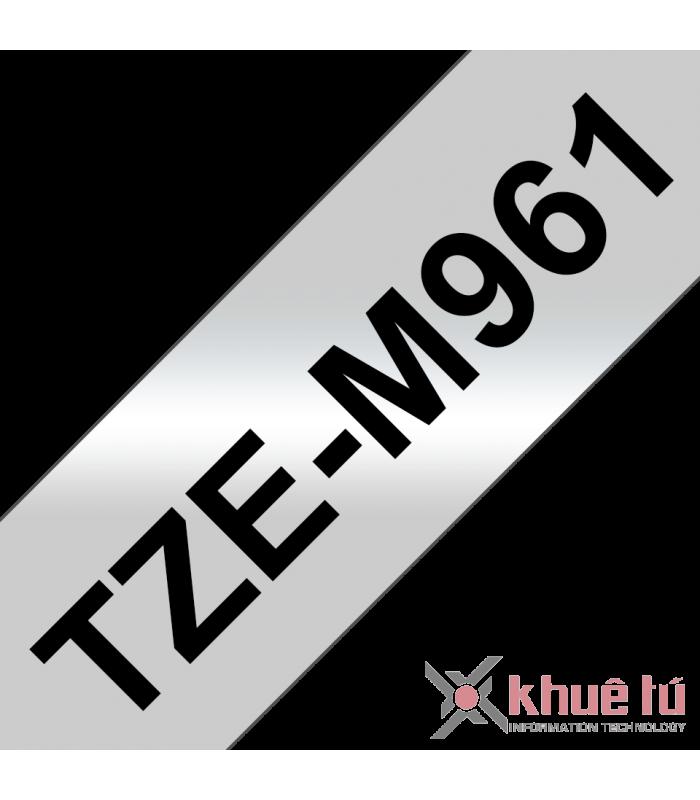 Băng nhãn in TZe-M961 | Nhãn Cho Máy Brother | khuetu.vn