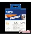 Băng nhãn in DK-11203 | Nhãn DK | khuetu.vn