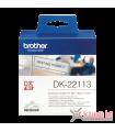 Băng nhãn in DK-22113, 62mm x 15.24m, nhãn liên tục, nhãn film chống nước | Nhãn DK | khuetu.vn
