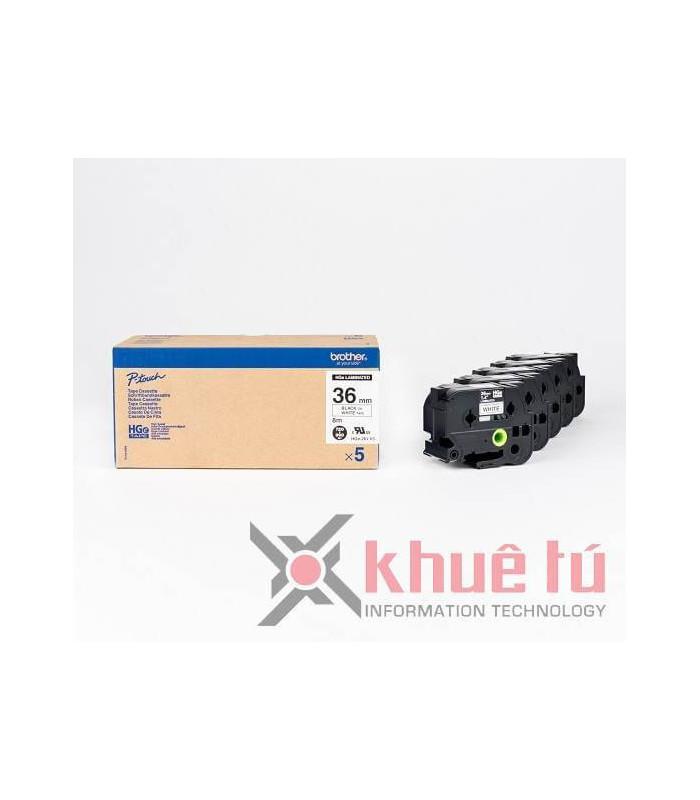 Băng nhãn in HGe-261V5 | Nhãn HGe | khuetu.vn