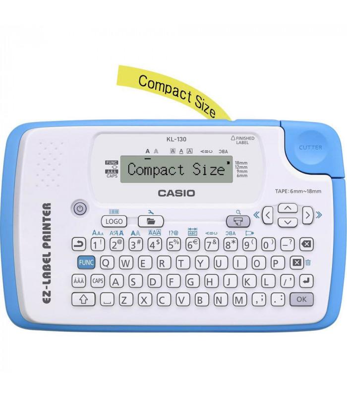 Máy in nhãn Casio KL-130 | Máy in nhãn Casio | Casio | khuetu.vn