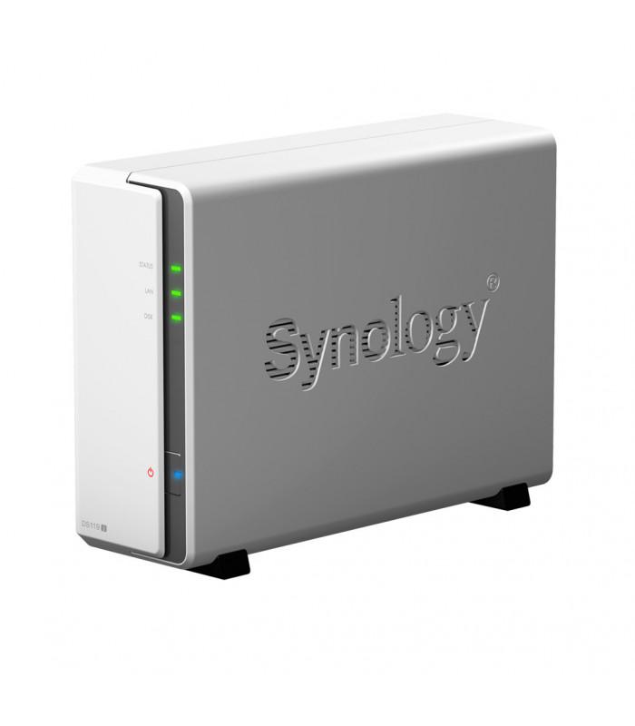 Thiết bị lưu trữ NAS Synology DiskStation DS119j | Synology | khuetu.vn