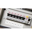 Combo: PT-E300 + 5 Cuộn nhãn 12mm | Máy in nhãn Brother | khuetu.vn