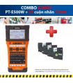 Combo: PT-E550W + 3 Cuộn nhãn 12mm | Máy in nhãn Brother | khuetu.vn