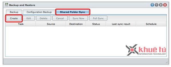 Chi tiết cách triển khai mô hình phục hồi thảm họa mất dữ liệu với 02 máy chủ NAS Synology chạy song song.