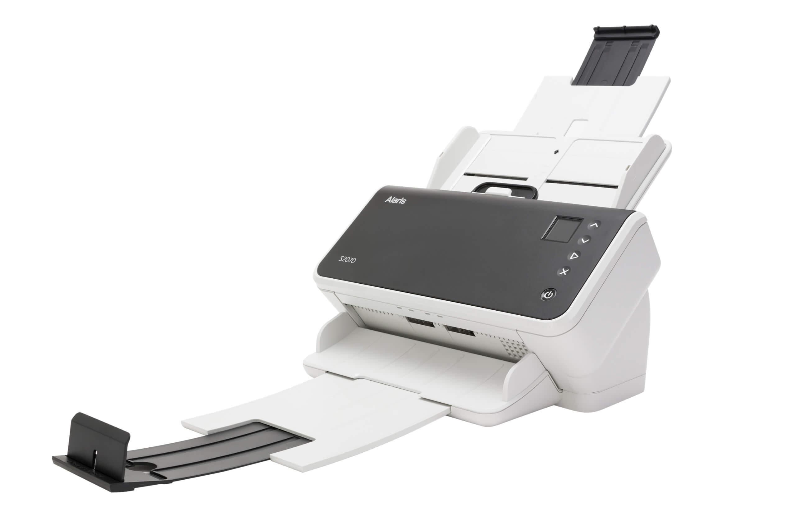 Alaris S2050/S2070 - Dòng máy quét mới giúp số hóa dữ liệu kinh doanh nhanh chóng