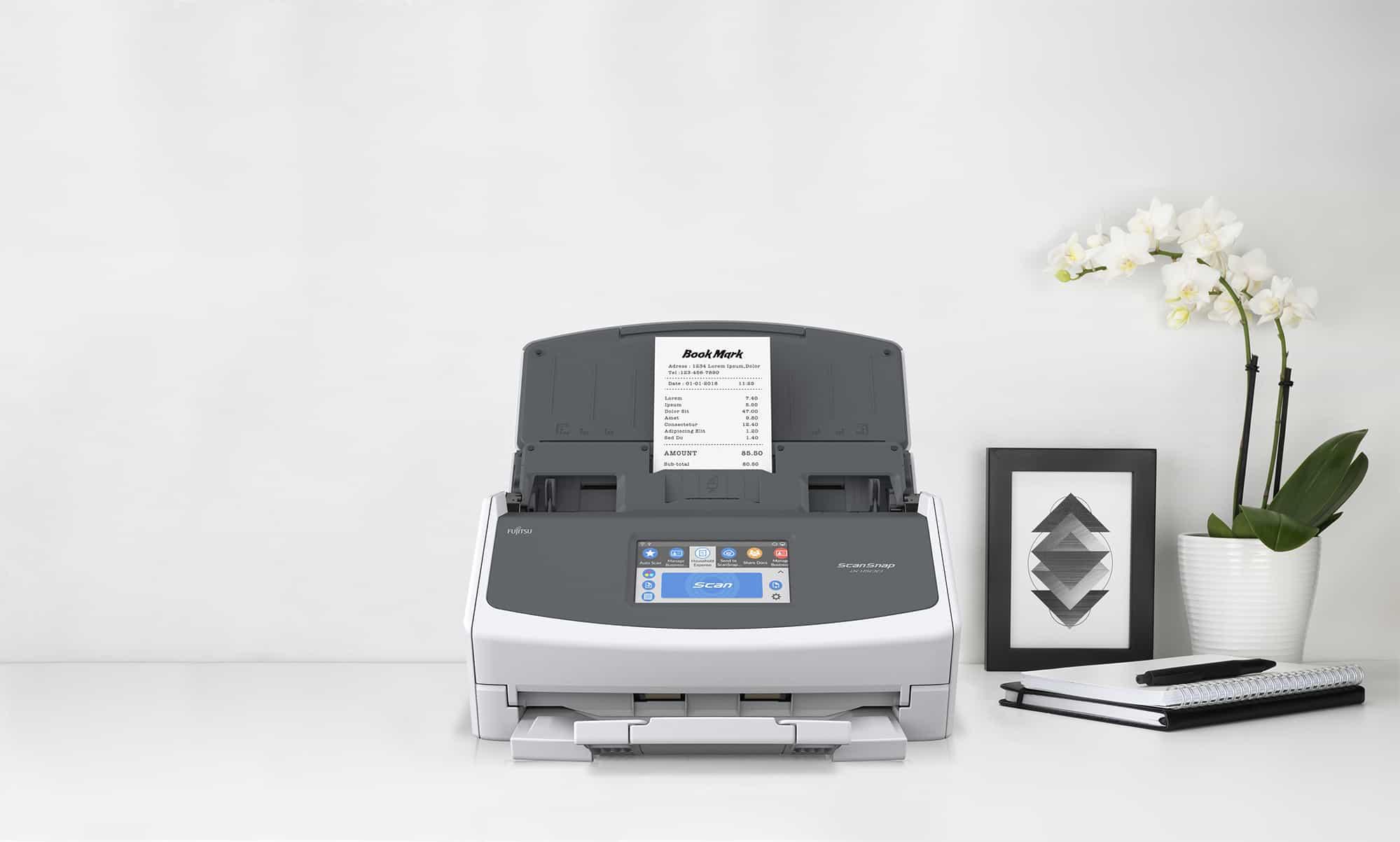Máy scan mạng wifi Fujitsu Scansnap ix1500
