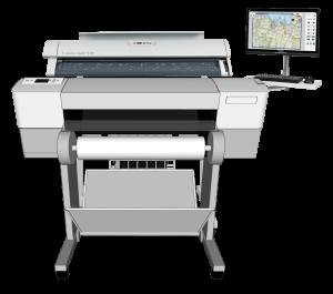SmartLF SC 42 MFP large format scanning solution