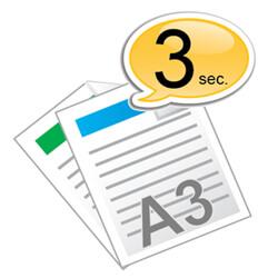 content a3 3s Giải Pháp Scan Tài Liệu Khổ A3 Giá Rẻ