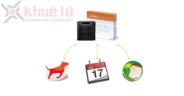 huong_dan_cau_hinh_NAS_synology_lam_calendar_server_khue_tu_giai_phap_nas_phan_phoi_synology