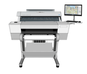 small Sc36 on Stand with SWEZTPand printer