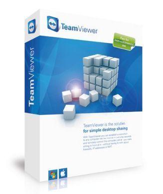TeamViewer 6.0 Build 10418 Final - Trình điều khiển máy tính từ xa qua Internet - Link Mediafire - Phần mềm full